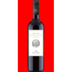 Chateau Teleki Villányi Cabernet Sauvignon 2015 - červené suché víno 0,75L 13,5%