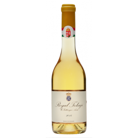 Royal Tokaji Gold Label 6 puttonyos Aszú 2014 - 0,5L 10%