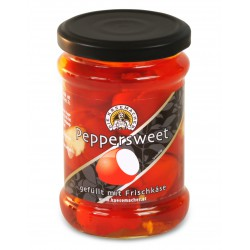 Peppersweet plněné čerstvým sýrem 250g