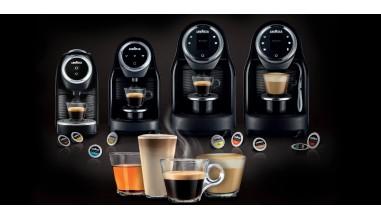 Bezplatné zapůjčení kávovarů LAVAZZA
